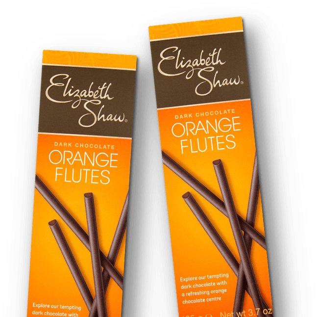 Elizabeth Shaw Orange Flutes header pack